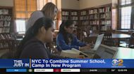 NYC Launches 'Summer Rising' Program, Combining Summer School And Camp