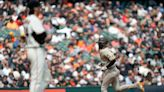 Giants observations: Padres earn split; NL West lead falls to one game