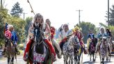 Nez Perce stage blessing ceremony on traditional homeland
