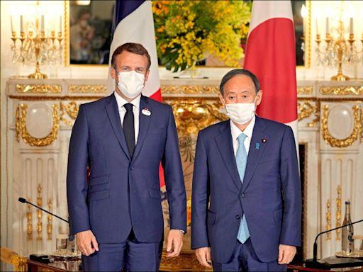 日奧運外交 菅馬會重申印太安全合作