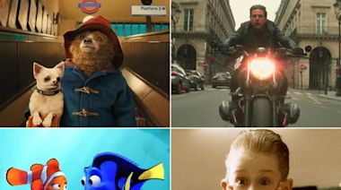 Christmas TV guide: All the movies to watch, from Paddington 2 to Mission: Impossible - Fallout