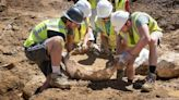 Incredible treasures found in construction sites