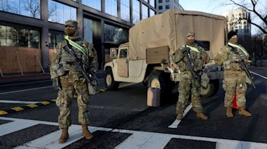 At least 21 states activating National Guard troops in capitals to prepare for possible attacks