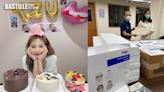 子瑜生日向醫護捐50套PAPR 實現「幫台灣做些什麽」的願望 | 心韓