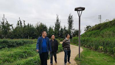 河南省文物局調研評估中牟文物受災情況