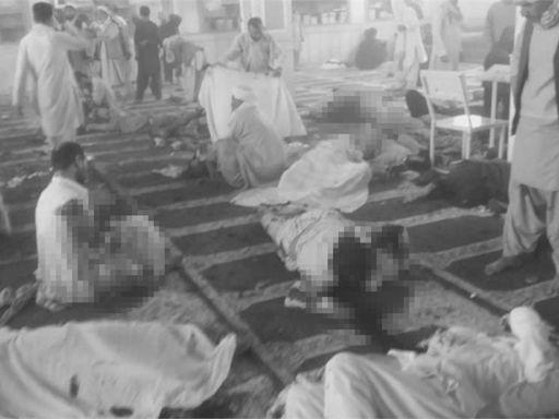 影/阿富汗清真寺爆炸釀41死 伊斯蘭國招認了