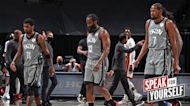 Ric Bucher breaks down why the Brooklyn Nets are currently not the best team in the NBA | SPEAK FOR YOURSELF