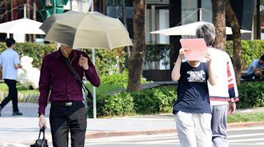 好熱!今天台南、高雄有機會飆升38度 | 生活 | NOWnews今日新聞