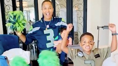 How Ciara Is Juggling 3 Kids, Work, Self-Care and Football Season in These Strange Times