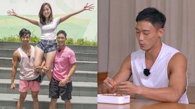 阿女又戀嚟︱Kenji表演剝蝦冧Cathy 阿媽媚姨令浪漫氣氛破功