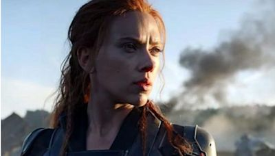 Scarlett Johansson admitted that her Black Widow character was initially treated 'like a possession' and 'a piece of a--'