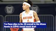 Tre Mann slips a little in latest ESPN 2021 NBA mock draft