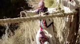 聯合國教科文組織也認證的技藝!秘魯人用「草繩」重建 500 年橋樑