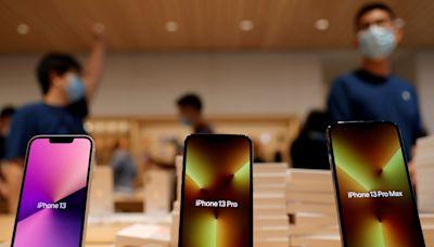 晶片危機波及蘋果 摩根大通下調iPhone銷售預估