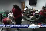 American Red Cross holds blood drive