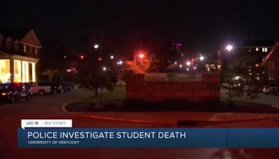 UK student found unresponsive, later dead