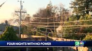 Some West Sacramento residents find themselves on their fourth night without power