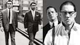 Notorious gangsters and the actors who played them