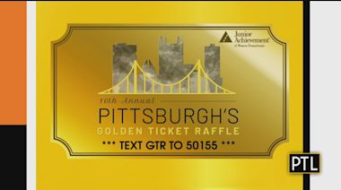 Pittsburgh's Golden Ticket Sports Raffle