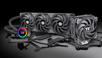 曜越旗下散熱產品現可支援 LGA 1700 CPU 腳位