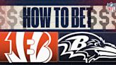NFL odds: How to bet Bengals vs. Ravens, point spread, more
