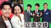 兩台黃金檔埋身戰 ViuTV BL劇鬥TVB刑偵系列 大叔黃德斌:畀觀眾新鮮感 | 蘋果日報