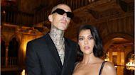 Kourtney Kardashian Supports Travis Barker at Machine Gun Kelly Concert