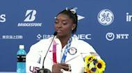 Simone Biles, Naomi Osaka put spotlight on athletes' mental health, local athlete says open conversation is crucial