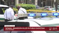 Woman, year-old grandson, gunman dead in Publix shooting