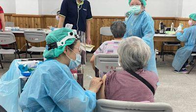 台北市70歲以上第二劑莫德納預約 9/28、29開放上網登記