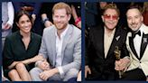 Prince Harry and Meghan Markle Have a Special Relationship with Elton John and David Furnish