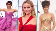 Oscars 2021 Fashion: Show-Stopping Red Carpet Looks From Reese Witherspoon, Andra Day & More