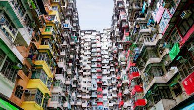 現時香港樓市似唔似1997年6月?
