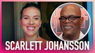 Scarlett Johansson Would Let Samuel L. Jackson Babysit Her Daughter