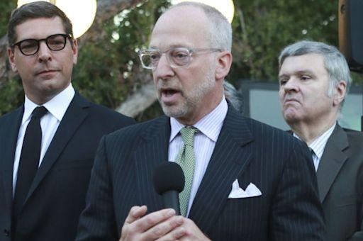 Journalist Yashar Ali accuses Garcetti advisor Rick Jacobs of sexual misconduct