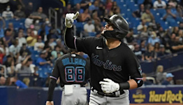 More from Marlins-Rays, Miguel Rojas honors Jose Fernandez and a Max Meyer update