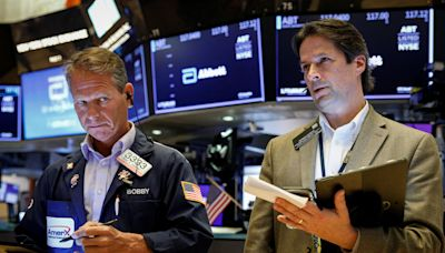 Stock market news live updates: S&P 500, Dow log fresh all-time highs amid earnings