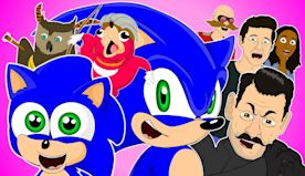 ♪ SONIC THE MOVIE THE MUSICAL - Animated Parody Song