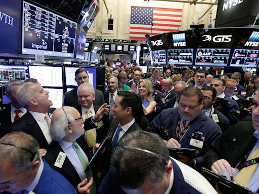 Dow, S&P 500 hit fresh records ahead of mega-cap tech earnings