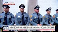 Jordan Oaks performs new song to honor law enforcement during 'National Police Week'