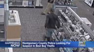 Montgomery Co. Police Looking For Suspect In Best Buy Thefts