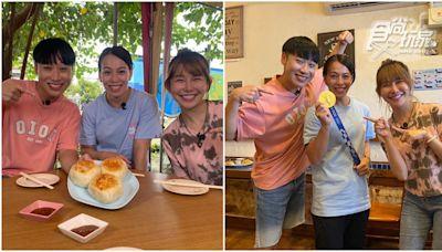 郭婞淳作客《食尚》!公開從小吃到大美食名單,三明治、奶酥厚片一次吃3份