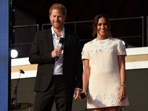 Meghan Markle & Prince Harry Reportedly Put Parenting Choices Ahead of Royal Title For Son Archie