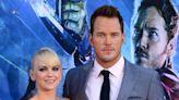 Anna Faris: Chris Pratt texted me after he proposed to Katherine