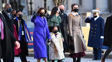 Meet Kamala Harris' family, from Doug Emhoff to Meena Harris