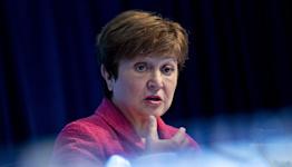 Georgieva Outlines Defense in Letter on World Bank Probe