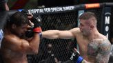 Marvin Vettori overcomes a 'massive' Paulo Costa, who blamed an injury for weight issue