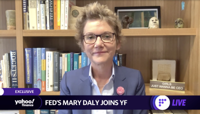 Fed needs to 'stay steady' after disappointing April jobs report: San Francisco Fed's Daly