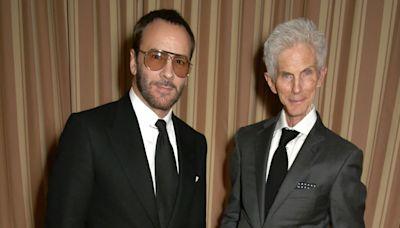 Muere Richard Buckley, periodista de moda y marido del diseñador Tom Ford