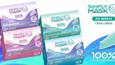 【內附購買LINK】香港口罩Simply Mask彩色口罩12點正式開賣!湖水綠、香芋紫、天藍、粉紅4色可選